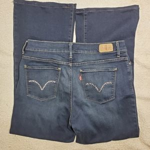 Levi's Perfectly Slimming Stretch 512 Jeans Short